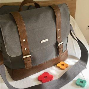 Handbags - Little Unicorn Martindale Diaper Bag